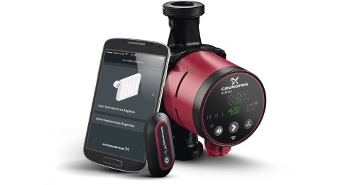 Grundfos Alpha Reader
