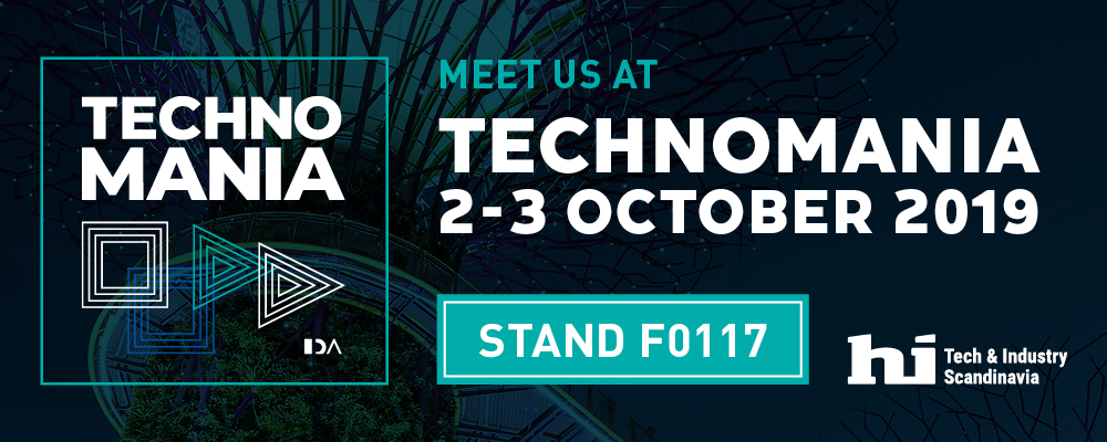Develco exhibits at Technomania 2019
