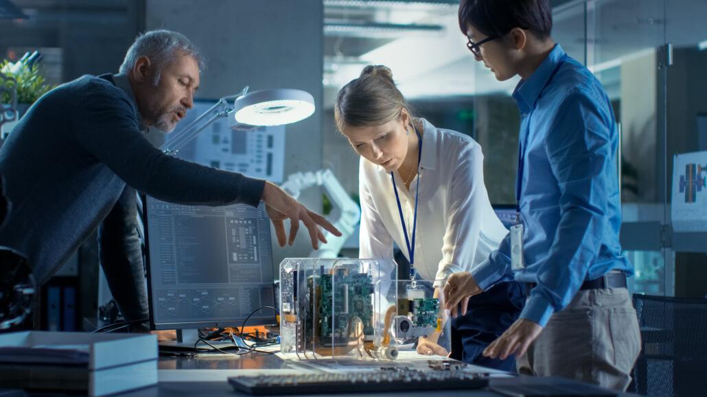 Develco Technology Development Partner