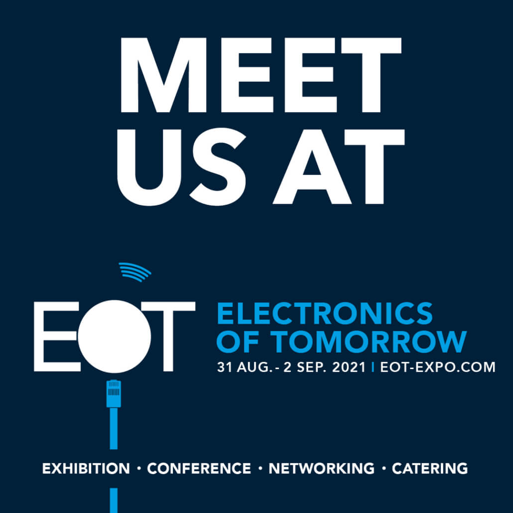 Develco Exhibits at EOT 2021