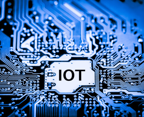 Develco Development of Hardware for IoT Solutions
